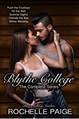 The Blythe College Complete Series Box Set Kindle Edition