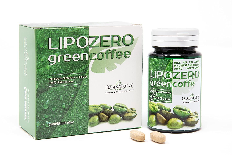 recensioni di prodotti a base di estratti di caffè verde puro