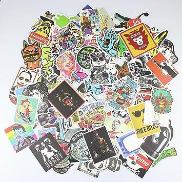 Run JDM vinyl sticker for skateboard luggage laptop tumblers car