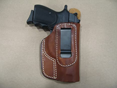 Amazon com : Azula IWB Molded Leather Inside Waist Concealed