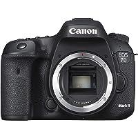 Canon EOS 7D Mark II Cuerpo de la cámara SLR 20.2MP CMOS 5472 x 3648Pixeles Negro - Cámara Digital (20,2 MP, 5472 x 3648 Pixeles, CMOS, Full HD, 910 g, Negro)