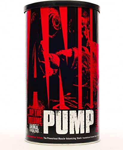 Pump Preworkout – Vein Popping Pumps Energy and Focus Creatine Nitric Oxide Easy to Remove Stimulant Pill for Anytime Workouts 30 Packs