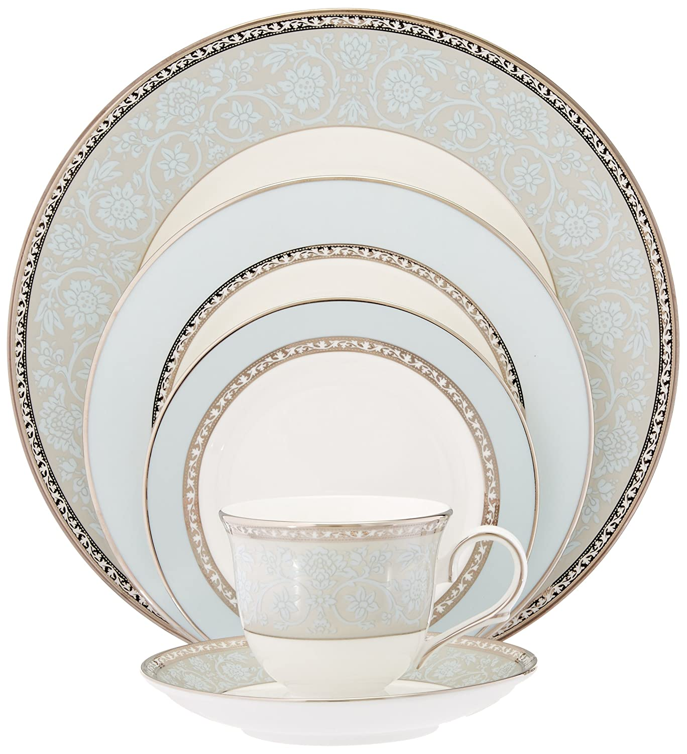 Lenox Westmore Fine Bone China 5-Piece Place Setting
