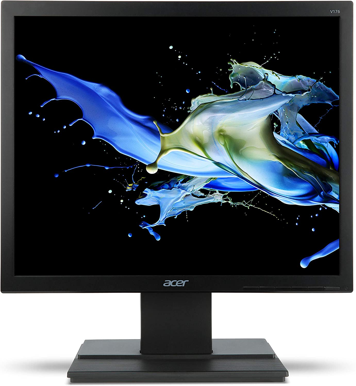 Acer Monitor LED V176Lbmd, negro: Acer: Amazon.es: Electrónica
