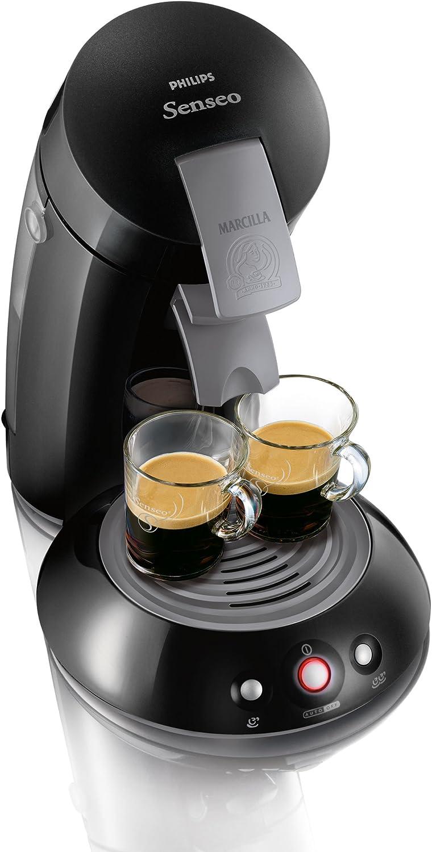 Philips HD7805/62 - Sistema de monodosis de café Senseo prepara 1 o 2 tazas de café en menos de un minuto, variedad de mezclas y sabores: Amazon.es: Hogar