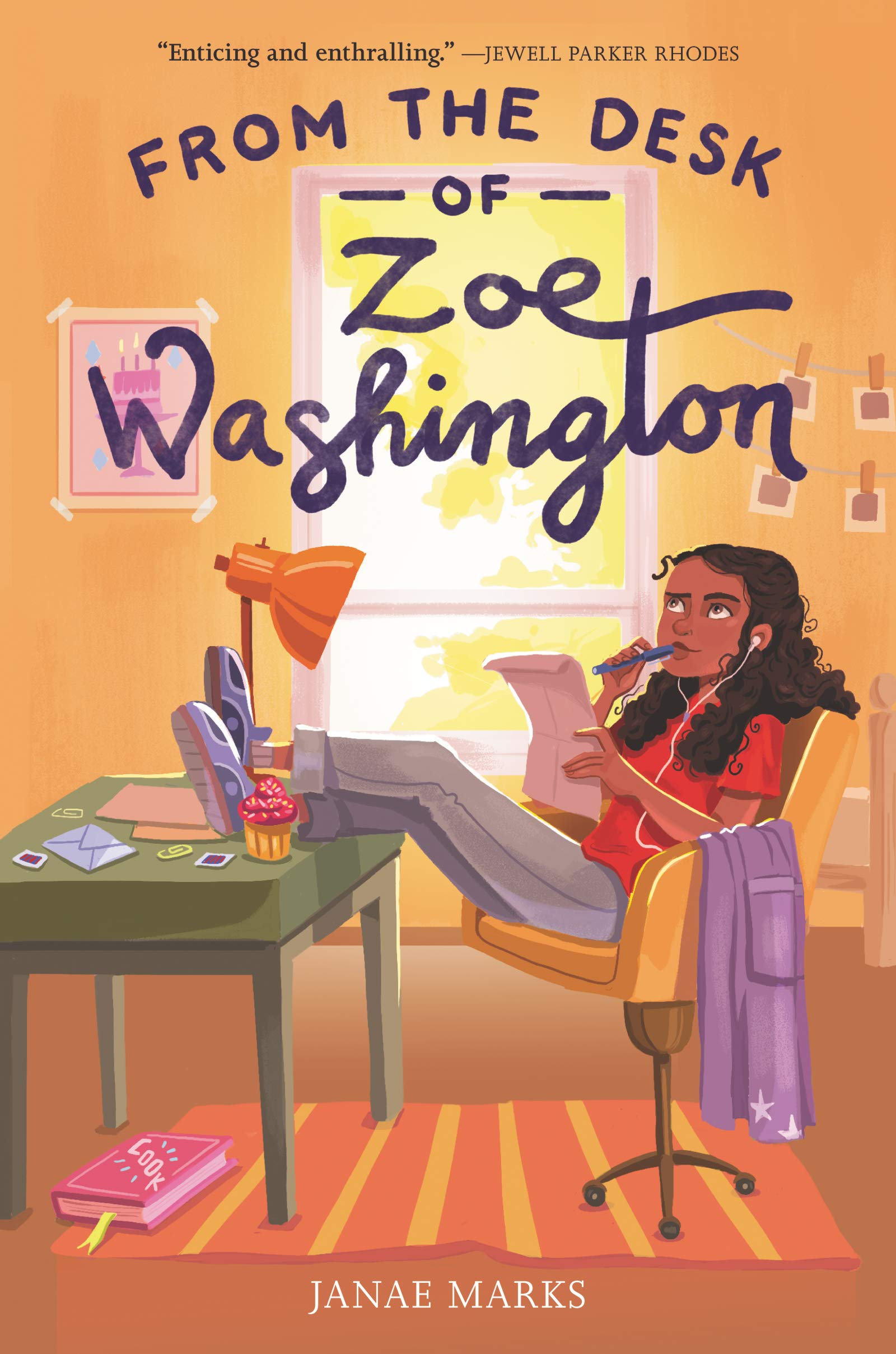 Image result for from the desk of zoe washington amazon