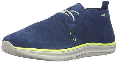 Altra Men's Desert Boot Everyday Shoe, Blue/Lime, ...