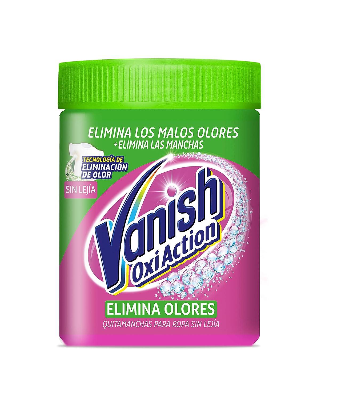 Vanish Gold Oxi Action, Quitamanchas Polvo, Color - 470 gr: Amazon ...