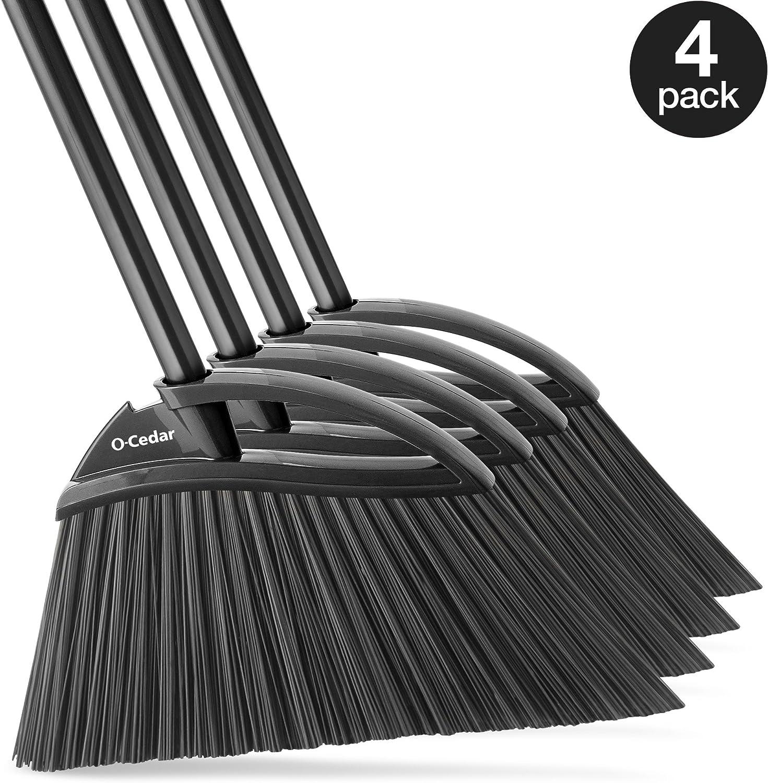 Pack of 3 O-Cedar Outdoor Power Corner Broom