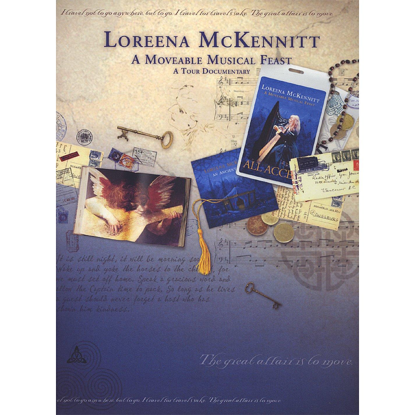 amazon com moveable musical feast loreena mckennitt movies u0026 tv