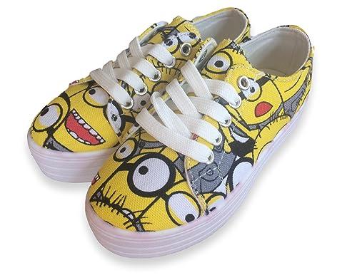 e634cd913a3b4 Zapatos para Niña Zapatillas  Amazon.es  Zapatos y complementos