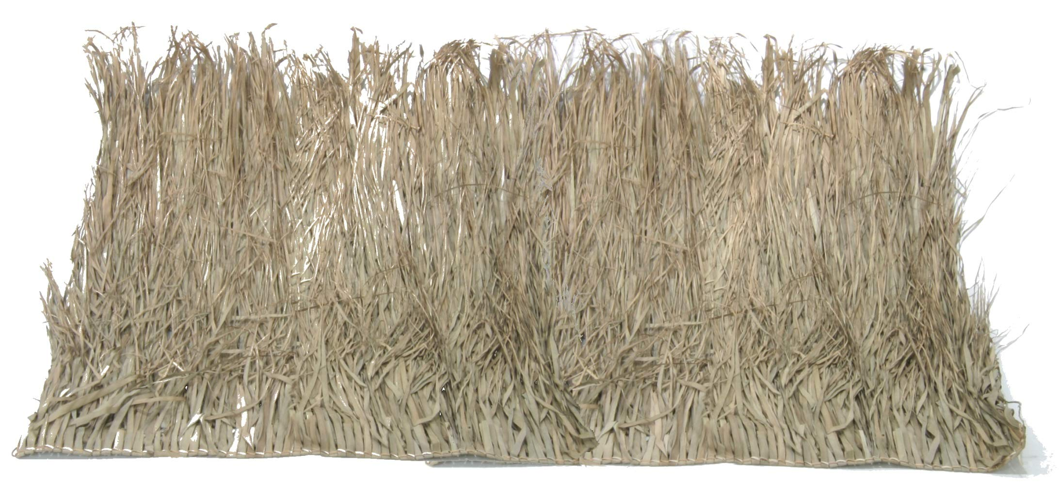 Wildfowler Natural Grass Mat, Hay, 4' x 8' Feet Conversion by Wildfowler
