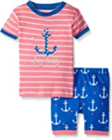 Little Blue House By Hatley Girls' Short Pajama Set