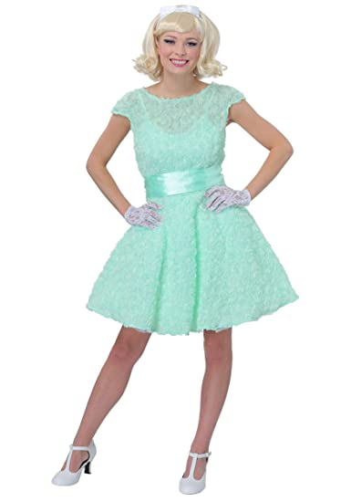 Fun Costumes 50s Prom Dress Small