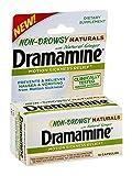 Dramamine Non-Drowsy Naturals Motion Sickness