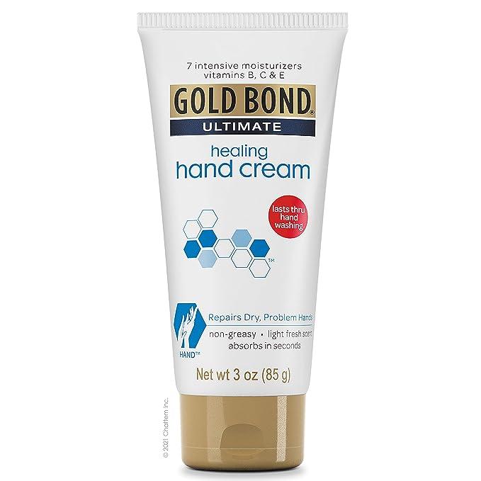 Gold Bond Ultimate Intensive Healing Hand Cream 3 oz   Amazon