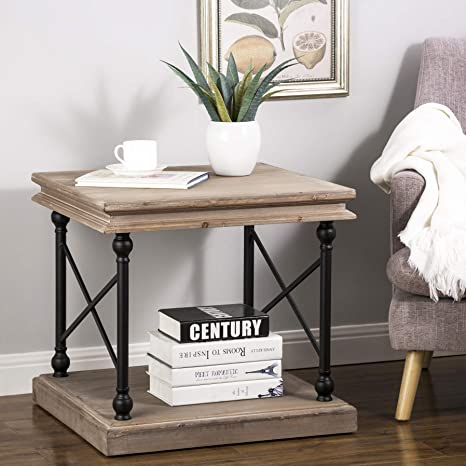 Sofa Side Table Side Wine Table Rustic End Table Customized Magazine Rack Side Couch Table Skinny Coffee Table Chair End Table