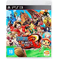 Jogo One Piece: Unlimited World Red (edição Day One) - Ps3