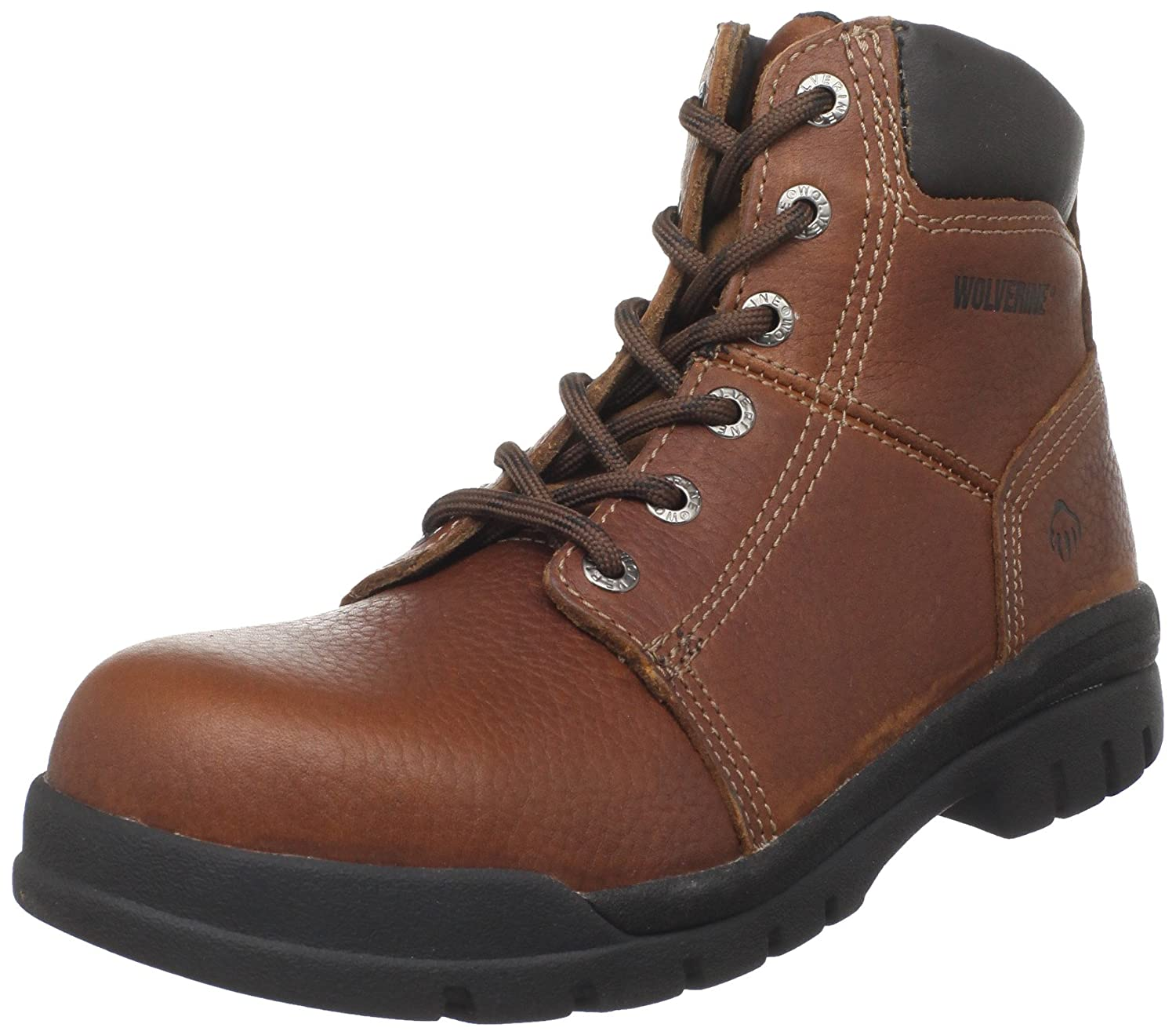 5b32a916cf6 Wolverine Men's Marquette W04713 Steel Toe Steel Toe Work Boot