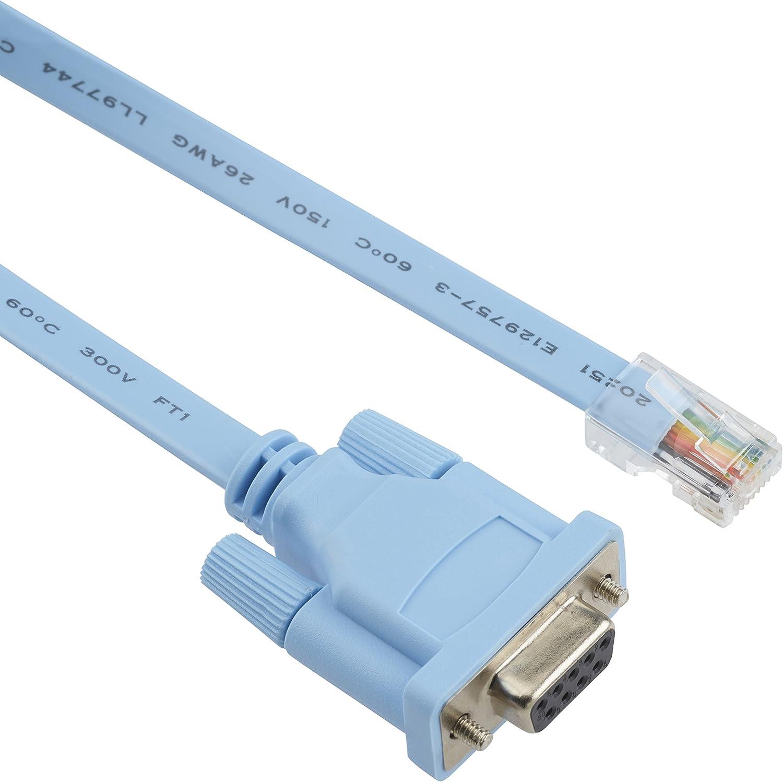 DELL Powerconnect Interruttore Cavo Console SERIALE-vari modelli