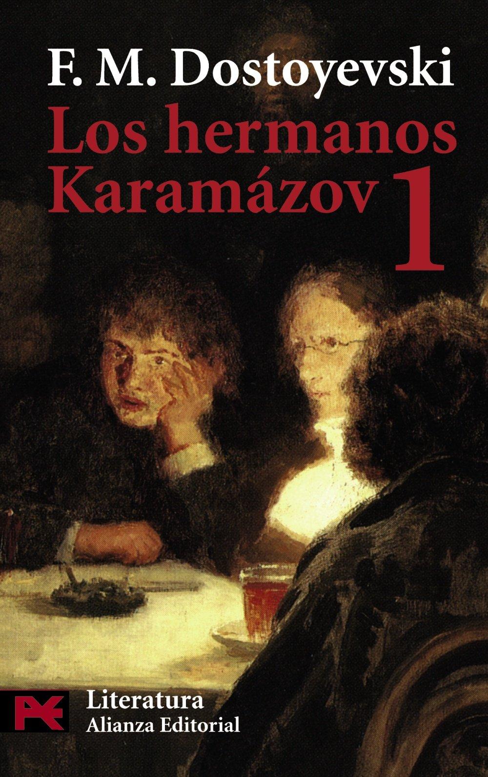Los hermanos Karamazov, 1 El Libro De Bolsillo - Literatura ...