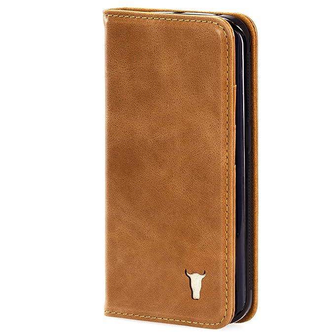 new concept e2ced 984f6 Galaxy S6 Edge Case, Premium Leather Stand Case for Samsung Galaxy S6 Edge  by TORRO