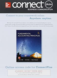 Fundamental accounting principles hardcover john j wild ken shaw connect 2 semester access card for fundamental accounting principles fandeluxe Choice Image