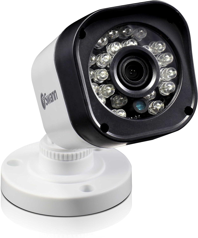 Swann T835 Bullet White Body/Black Trim 720P Camera (Item No.)