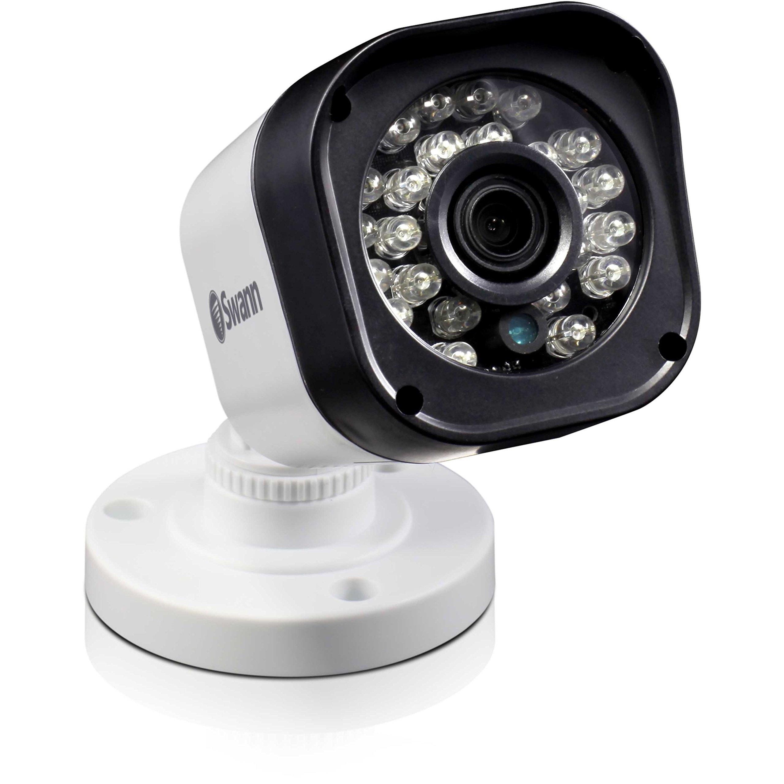 Swann T835 Bullet White Body/Black Trim 720P Camera (Item No.) by Swann