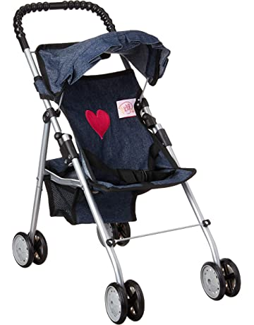 Fashion Style Baby Doll Stroller Toy Doll Trolley Toy Simulated Stroller For Indoor Outdoor Use For Over 3 Year Old At Any Cost Mother & Kids