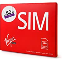 Virgin Mobile UAE Monthly Plan with 1GB + 1 GB FREE & 50 Local Mins/SMS