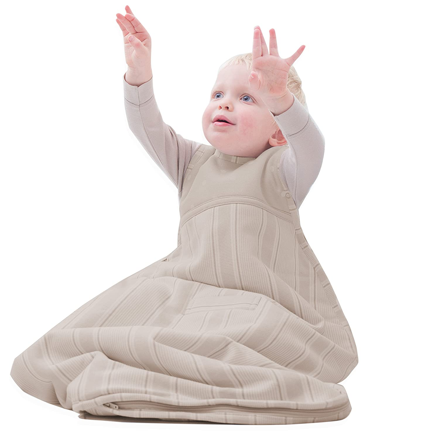 39424d2db Amazon.com  Merino Kids Winter Sherpa-Weight Baby Sleep Bag For ...