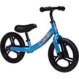 Mini Mix Balance Bike (5.95 lbs.) No Pedal, Self-Balancing Bicycle for Kids, Toddlers | Adjustable, Padded Seat | Soft, Rubber Grip Handlebars | No Flat Tires | Ages 1.5+