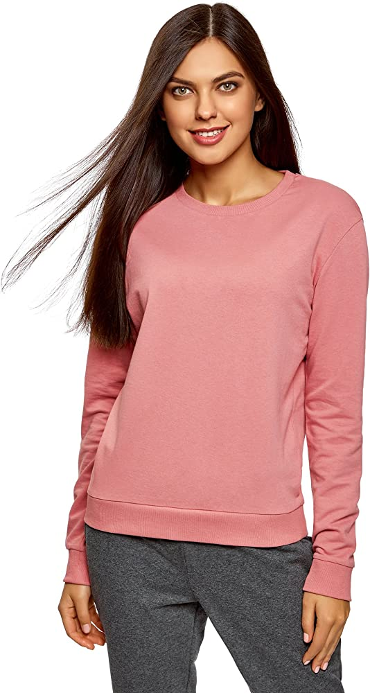 oodji Ultra Mujer Suéter de Algodón (Pack de 2), Multicolor, ES 34 / XXS: Amazon.es: Ropa y accesorios