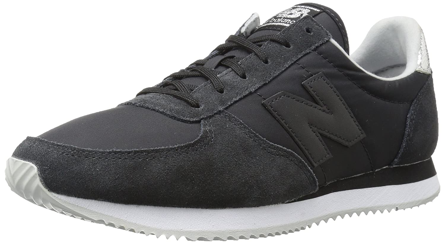 New Balance Women's 220v1 Sneaker B01N192LBD 10 D US|Black/Nimbus Cloud