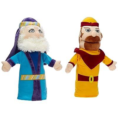 Pappalach Tzadik and Rashhand Puppets: Toys & Games