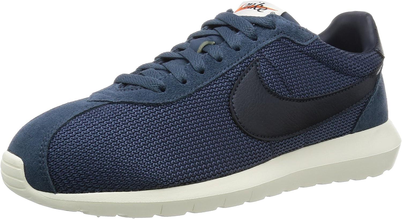 NIKE Roshe LD-1000 Zapatillas Moda Hombres Azul/Negro Zapatillas Bajas