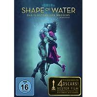 Shape of Water: Das Flüstern des Wassers [DVD]