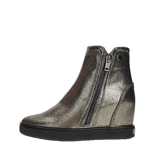 Guess FLFUL4LEL10 Botines Tobilleros Mujer BRONZE 35: Amazon.es: Zapatos y complementos