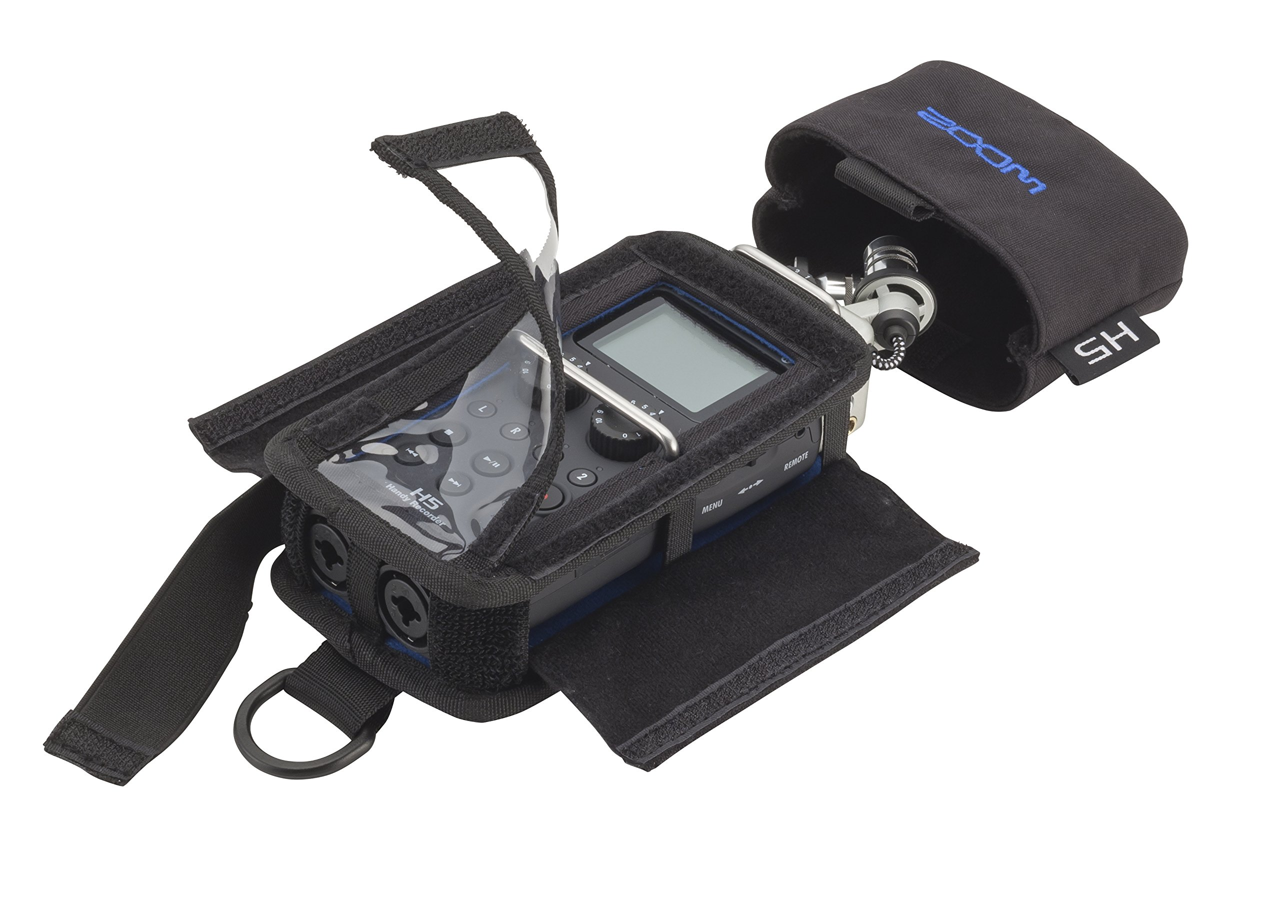 Zoom H5 Handy Recorder & PCH-5 Protective Case - Bundle by Zoom (Image #7)
