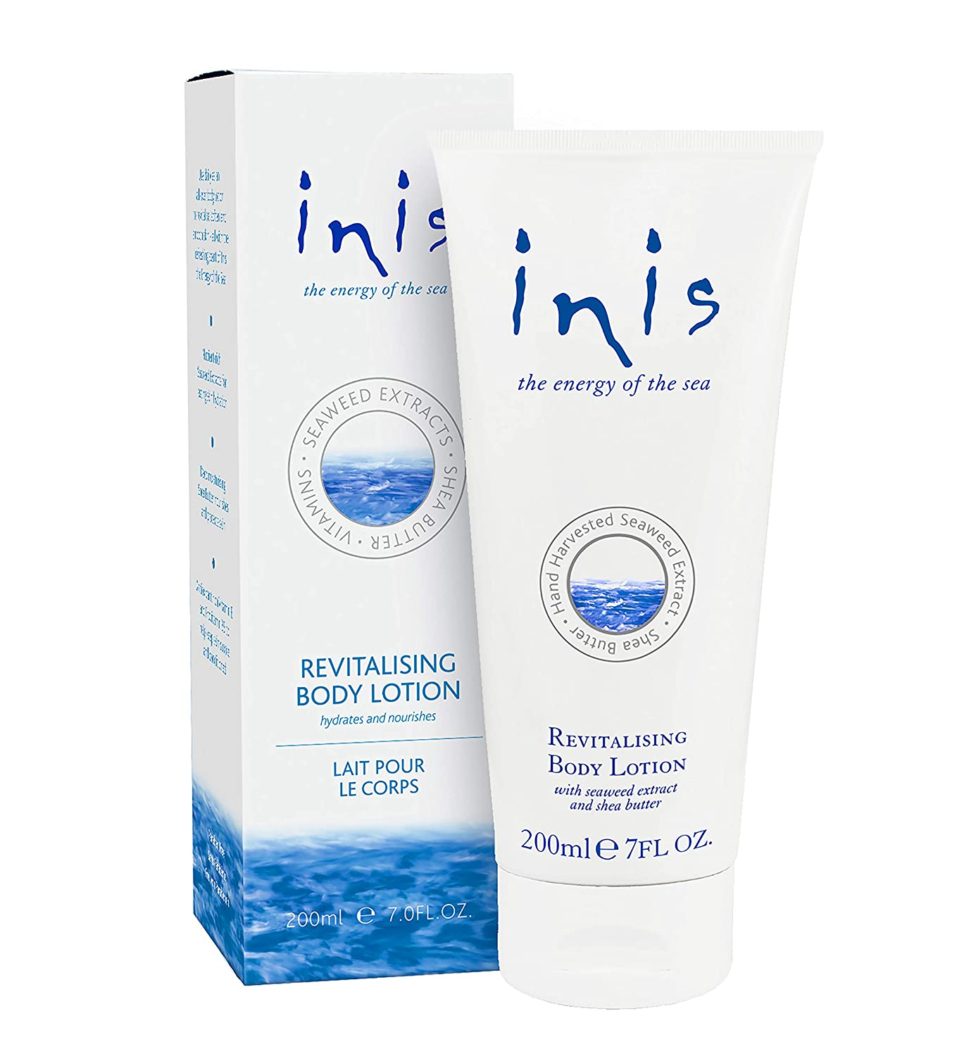 Inis the Energy of the Sea Revitalizing Body Lotion, 7 Fluid Ounce