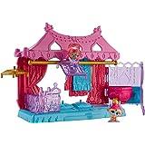 Fisher-Price DTK48 Nickelodeon Shimmer & Shine, Teenie Genies, Magic Carpet Shop