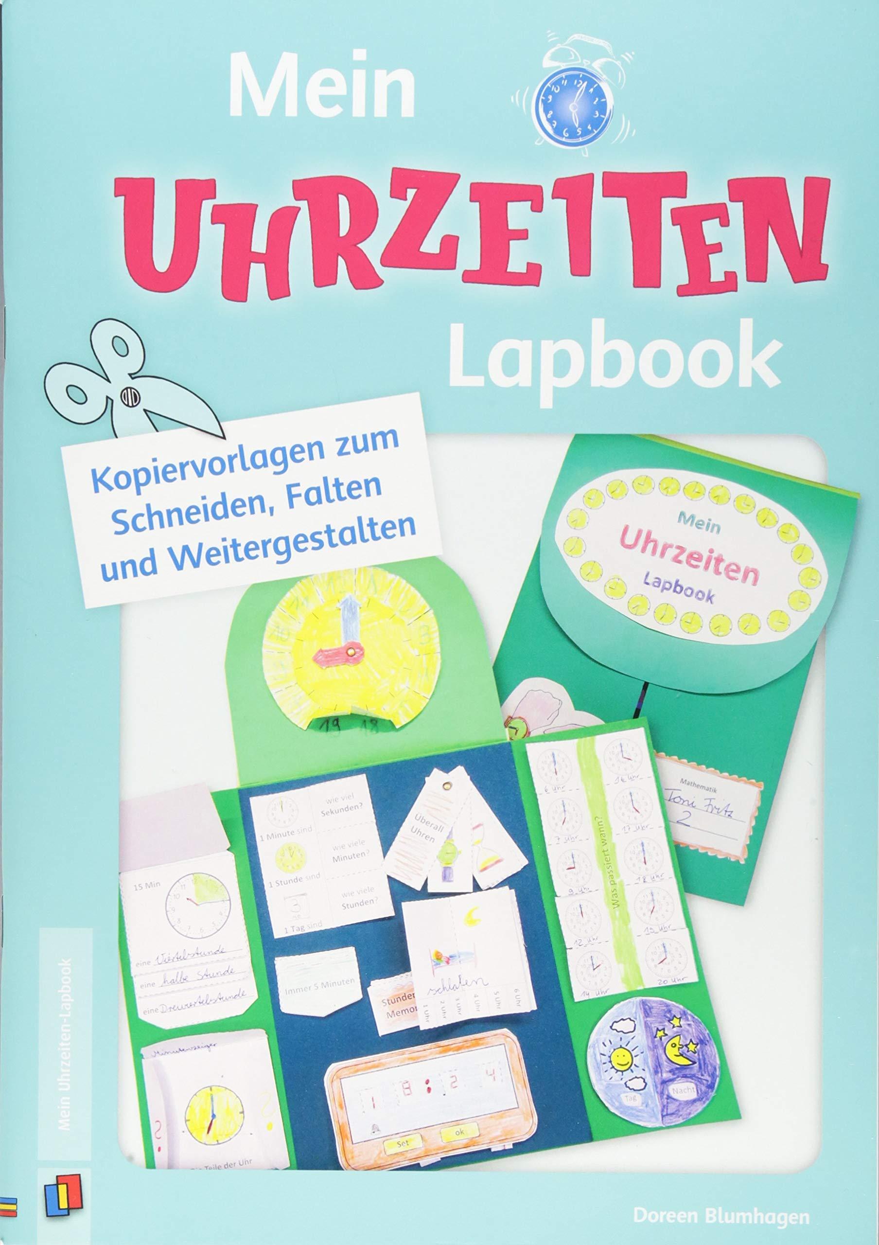 Pin Von Anneabl Auf Grundschule Lapbook Vorlagen