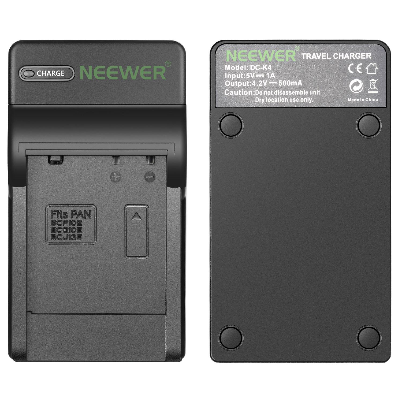 Amazon.com : Neewer Micro USB Battery Charger for Panasonic DMW-BCG10  Battery, Panasonic Lumix DMC-ZS7, DMC-ZS6, DMC-ZS10, DMC-ZS5, DMC-ZS3, DMC-ZS8,  ...