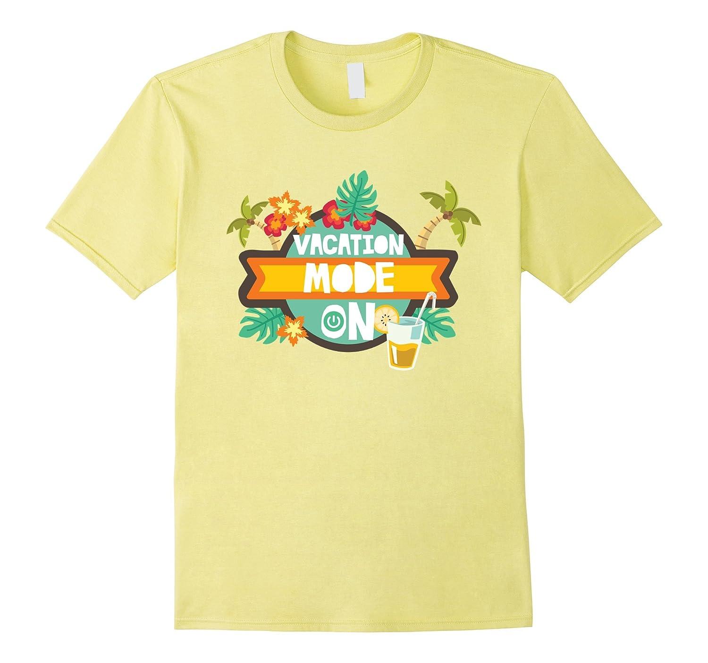 8d8acf53 Hawaiian Vacation Shirt Mode ON Tropical Traveling TShirt-PL – Polozatee