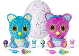 Hatchimals HatchiBabies Cheetree Hatching Egg with Interactive Pet Baby (Styles May Vary) Ages 5 and Up