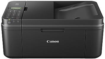 Canon pixma mx495 4in1 Impresora de inyección de Tinta 0013c006 Negro a4/Duplex/WLAN.