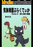 気象精霊ぷらくてぃか Note-4: 森に潜む病魔 気象精霊記
