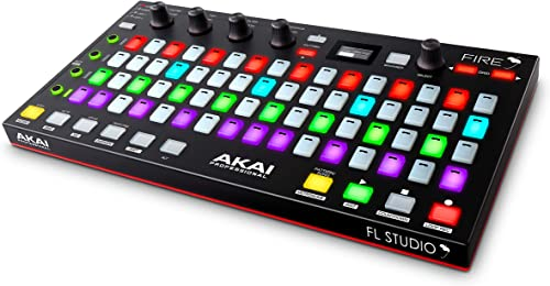 Akai FireProfessional Performance Controller for FL Studio