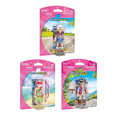 Bien Playmobil Playmo Friends Set 3 Parties 9337 9338 9339